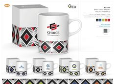 Branded Andy Cartwright mugs.Sleek black and white lines paired with a splash of vibrant colours.Brand Innovation supplies branded corporate end of the year gifts. Corporate Outfits, Corporate Gifts, Black And White Party Decorations, Chef Resume, Brand Innovation, Black And White Lines, Business Gifts, Interior Styling, Color Splash