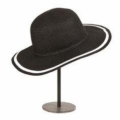 #pamela #rayas #sombrero #playa @Zara Lamey Home 19,99€