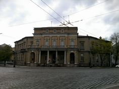 The Wroblewski Library of the Lithuanian Academy of Sciences