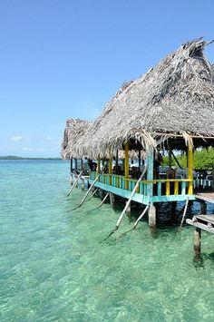 Cayo Coral, Archipielago Bocas del Toro, Panama