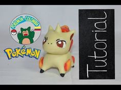 Pokémon Rapidash polymer clay tutorial