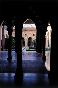 Aljaferia Palace, Zaragoza, Spain - 11th C.-The David Collection - Photo: Steen Estvad Petersen