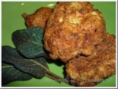 Le Ricette della Nonna: Frittelle vegetariane al profumo di salvia Salvia, Tandoori Chicken, Grande, Ethnic Recipes, Food, Sage, Meals