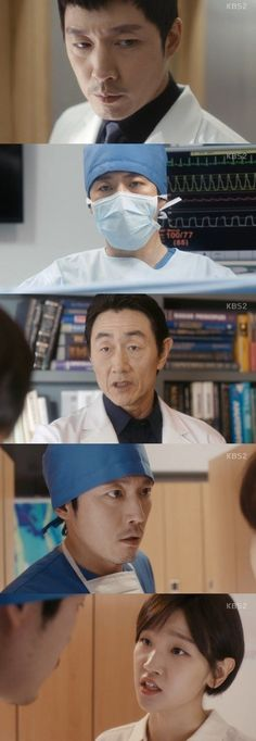 [Spoiler] Added episode 4 captures for the #kdrama 'Beautiful Mind'