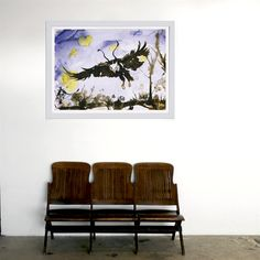 Exhibition A- Brad Kahlhamer