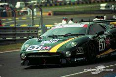 Image Gallery jaguar xj220 le mans | Jaguar Racing | Pinterest