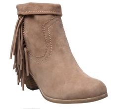 Boots....I'm still a hippy...love the fringes