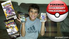 #Pokemon Legendary Treasures Booster Pack Opening #VIDEO, from my 10 year old son!  WATCH: https://youtu.be/_ZewpZvNKEM
