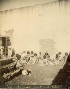 Terrazas' prisoners photo | www.American-Tribes.com