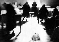 Марио Джакомелли (Mario Giacomelli) — Блог — Хорошие фотографии — sharpness