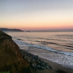 See A Sunrise In Pacifica California Californianorthern Californiapacific Oceanday Tripsfamily