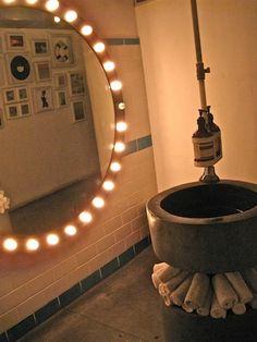 Sea Circus cute bathroom.
