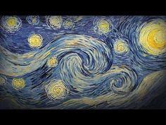 Animasyon dünyasında bir ilk: Van Gogh resimleri dile gelecek - cinema - YouTube