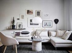 Nórdico y sofisticado, decoración nórdica, interiorismo, muebles de diseño