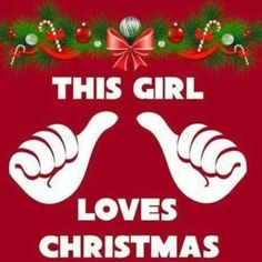 Christmas. . .YES I DO!