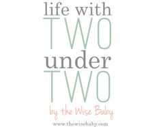 8 weeks in to Life with Two under Two - here's our thoughts…