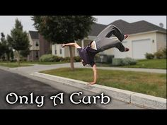 How To RAIL FLIP (front hand spring) - Free Running Tutorial - YouTube