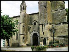 Soual - Eglise Sainte Sigoléne (XI secolo)