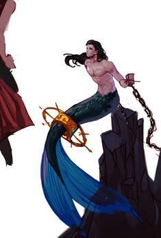 Thorki Imagenes (Pos End Game) Thor X Loki, Loki Art, Loki Marvel, Marvel Art, Avengers, Mermaid Boy, Anime Mermaid, Mermaid Drawings, Mermaids And Mermen