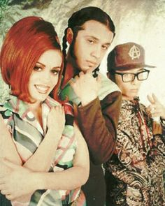 1990s Club Music: Deee-Lite. Lady Miss Keir, Super DJ Dmitry, and DJ Towa Tei.