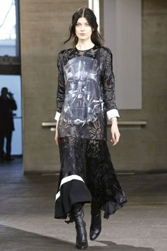 Preen by Thornton Bregazzi Ready To Wear Fall Winter 2014 London - NOWFASHION