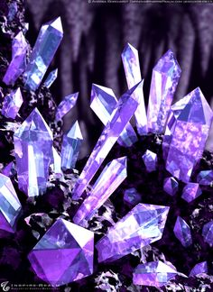 Crystals, A Healing Mineral With Many Uses ~ The Divine Revolution