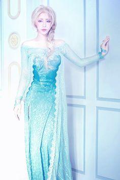 Elsa | Asuka - WorldCosplay