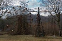 Famous Haunted Places: The Lake Shawnee Amusement Park, West Virginia