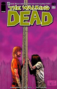 "The Walking Dead 041 Vol. 7 ""The Best Defense"" #TheWalkingDead #comic #comics #Free #amc"