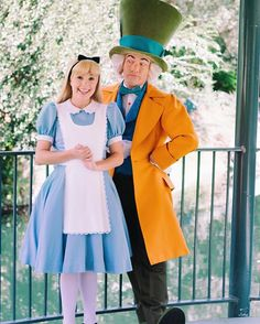 Alice and the Mad Hatter ☕️✨