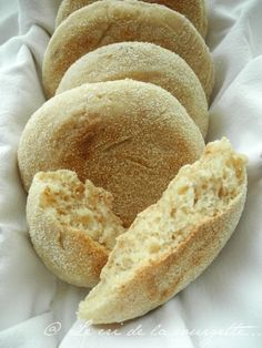 Petits pains au cumin