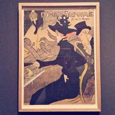 """""""Divan japonais"""" de Toulose-Lautrec - Expo #japonisme en #caixaforum #art #bcn #barcelona #illustration #japan #japanese #exhibition #japaneseart #must #ukiyoe #nihon #aato #geijutsu #bijutsu #print #tolouselautrec #afiche"""