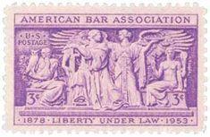 1953 3c American Bar Association