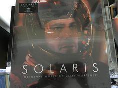 Solaris soundtrack (colored vinyl)
