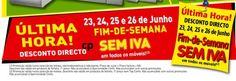 Promoções Conforama - Antevisão descontos Fim de Semana 23 a 26 junho - http://parapoupar.com/promocoes-conforama-antevisao-descontos-fim-de-semana-23-a-26-junho/