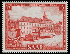 SARRE Autobús Postal 1920