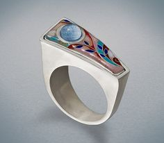 Ring by ele enamel