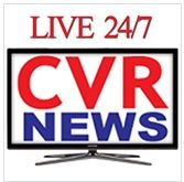Watch CVR News TV Live TV from India | Free Watch TV