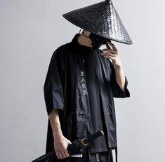 Kimono Shirt, Kimono Jacket, Samurai, Japanese Streetwear, Polyester Material, Shirt Embroidery, Japanese Fashion, Japanese Clothing, Japanese Art