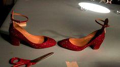 Zapatos tipo Mary Jane Tan-Go de Valentino Dorothy de El Mago de Oz