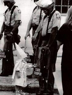 KKK Baby.