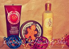 Christmas at The Body Shop | The Sunday Girl :A Scottish Make-Up and General Beauty Blog