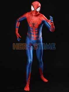 Jeu PS4 Marvel/'s spider-man Cosplay Punk Rock Spider-Man Costume Zentai Costume