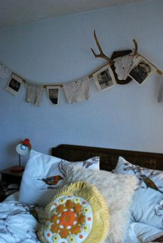 Photo Bunting DIY (The Vintage Rambler)