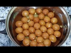 RESTAURANT STYLE GULAB JAMUN by coconut chutney - YouTube Gulab Jamun, Coconut Chutney, South Indian Food, Indian Sweets, Indian Food Recipes, Restaurant, Fruit, Vegetables, Youtube