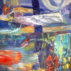 By Britt Boutros Ghali (oil on canvas)