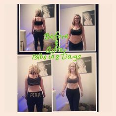 Organic weight loss system that gets crazy quick results!  Lose the weight and keep it off!  These all natural supplements will help you to lose 5-15 lbs in 8 days, or your money back!!!  Find me on Facebook for more information www.facebook.com/holly.c.bloom