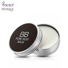 bb cream skin whitening silky matte finish invisible concealer face contour palette primer makeup base isolation bioaqua brand