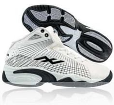 Warrior Basketball Shoes