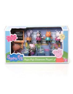 Peppa Pig's Classroom Playset Prannoi http://www.amazon.com/dp/B00CWF37EM/ref=cm_sw_r_pi_dp_F98lwb12JX705